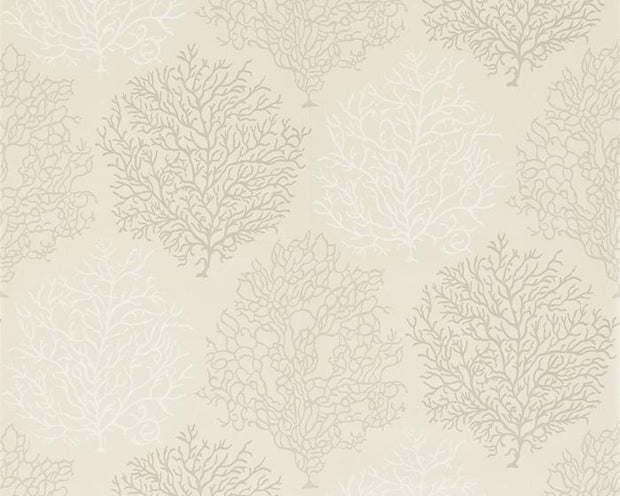 Sanderson Coral Reef Linen/Taupe 213395 Wallpaper