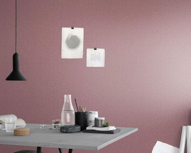 Sandberg Linne Dark Pink 216-64 Wallpaper