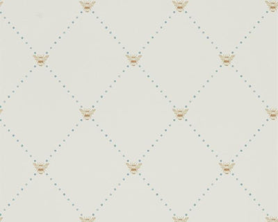 Sanderson Nectar Copper/Denim 216357 Wallpaper