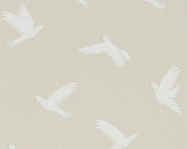 Sanderson Paper Doves Linen 216378 Wallpaper