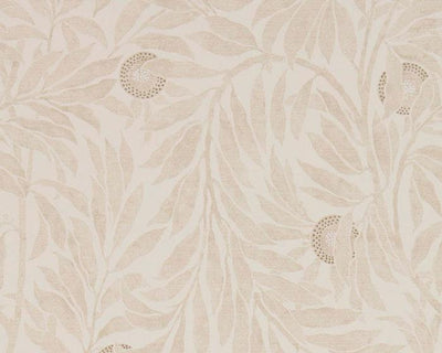 Sanderson Orange Tree Oyster 216401 Wallpaper