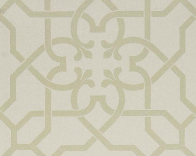 Sanderson Mawton Willow/Cream 216417 Wallpaper