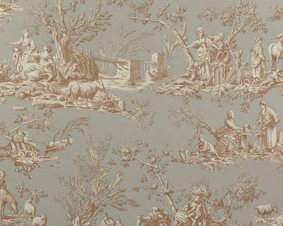 Manuel Canovas Bellegarde Sepia 03064/04 Wallpaper
