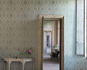 Designers Guild Sukumala Lino - Cloud PDG648/06 Wallpaper