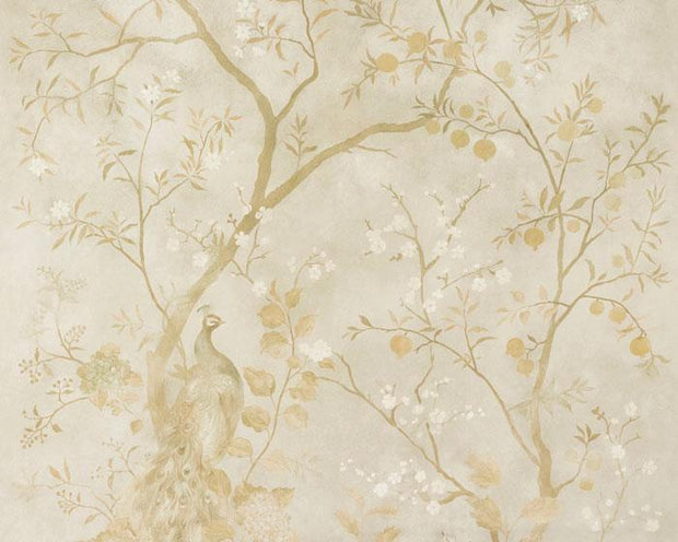 Zoffany Rotherby Old Gold 312661 Wallpaper