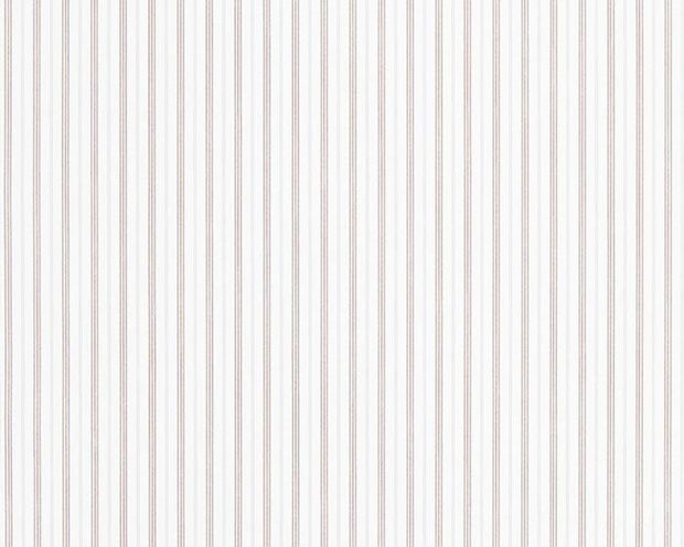 Ralph Lauren Marrifield Stripe - Red PRL025/07 Wallpaper