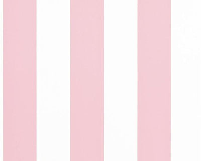 Ralph Lauren Spalding Stripe - Pink / White PRL026/16 Wallpaper