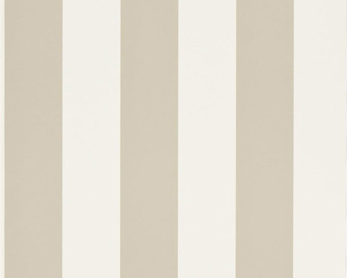 Ralph Lauren Spalding Stripe - Cream / Laurel PRL026/21