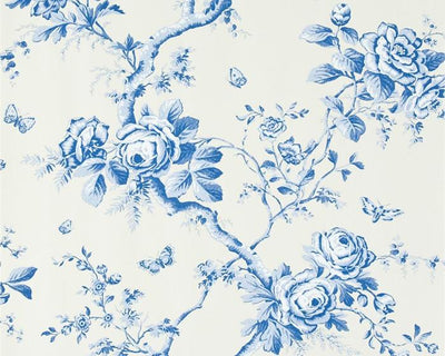 Ralph Lauren Ashfield Floral - Delft PRL027/01 Wallpaper