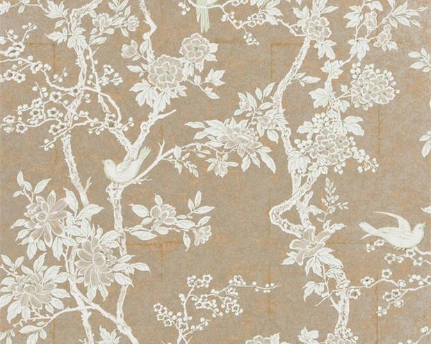 Ralph Lauren Marlowe Floral - Sterling PRL048/07 Wallpaper