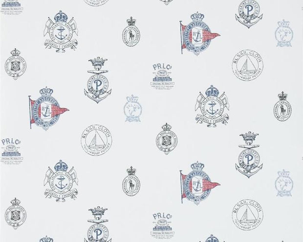 Ralph Lauren Rowthorne Crest - Captain PRL032/01 Wallpaper