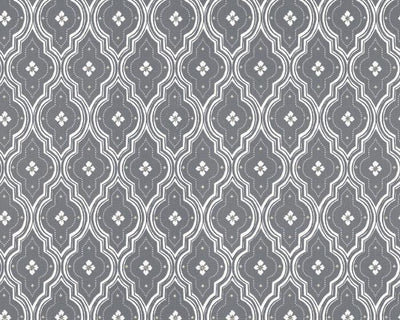 Sandberg Viola Dark Grey 424-71 Wallpaper