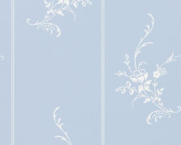 Ralph Lauren Elsinore Floral - Wedgwood PRL056/01 Wallpaper