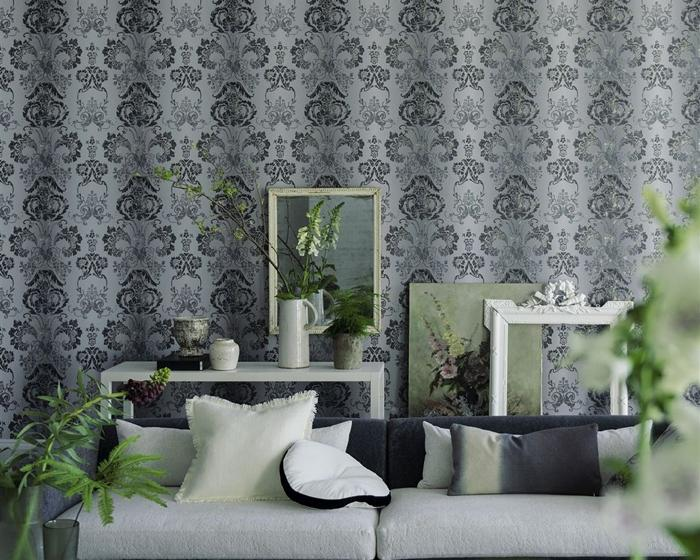 Designers Guild Kashgar - Emerald P619/11 Wallpaper