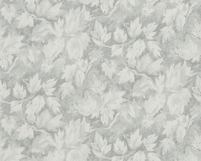 Designers Guild Fresco Leaf - Silver PDG679/03 Wallpaper