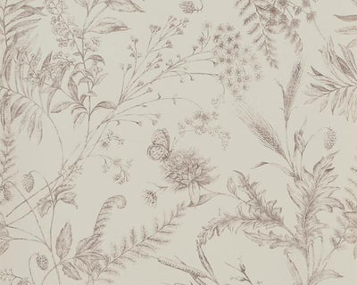 Ralph Lauren Fern Toile - Blossom PRL710/06 Wallpaper