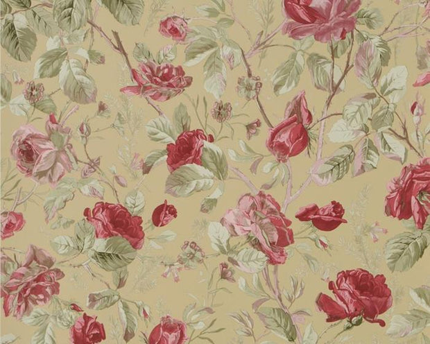 Ralph Lauren Mapleton Marston Gate Floral - Blue PRL705/06 Wallpaper