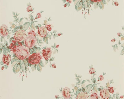 Ralph Lauren Wainscott Floral - Cream PRL707/05 Wallpaper