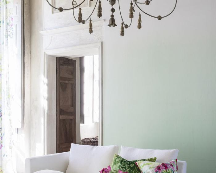 Designers Guild Saraille - Pale Jade P600/07 Wallpaper