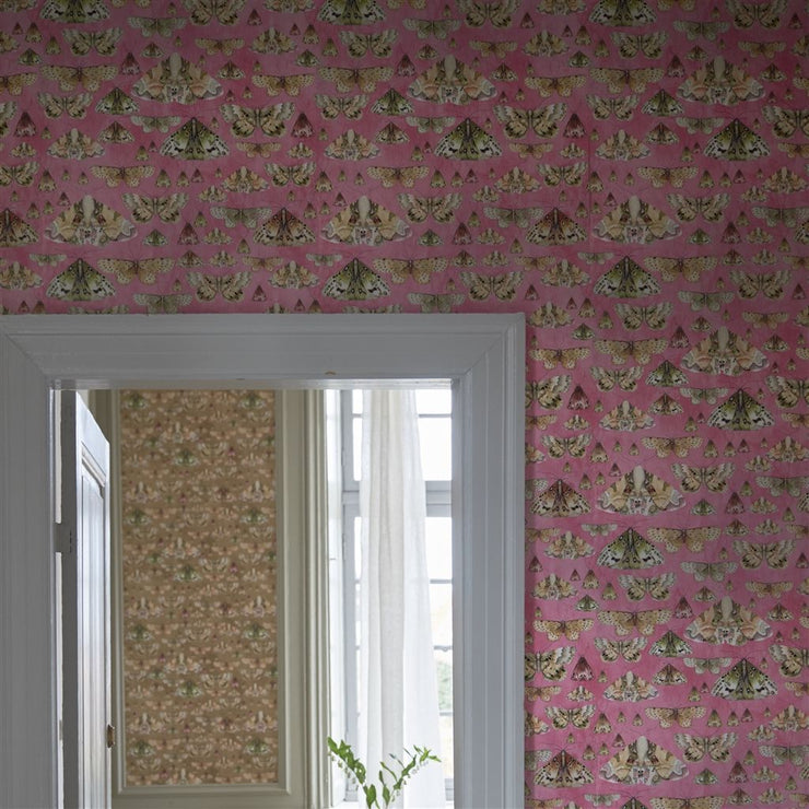 Designers Guild Issoria - Rose PDG713/03 Wallpaper