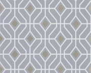 Designers Guild Laterza Zinc PDG1026/06 Wallpaper