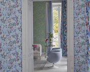 Designers Guild Berettino Sky PDG1024/01 Wallpaper