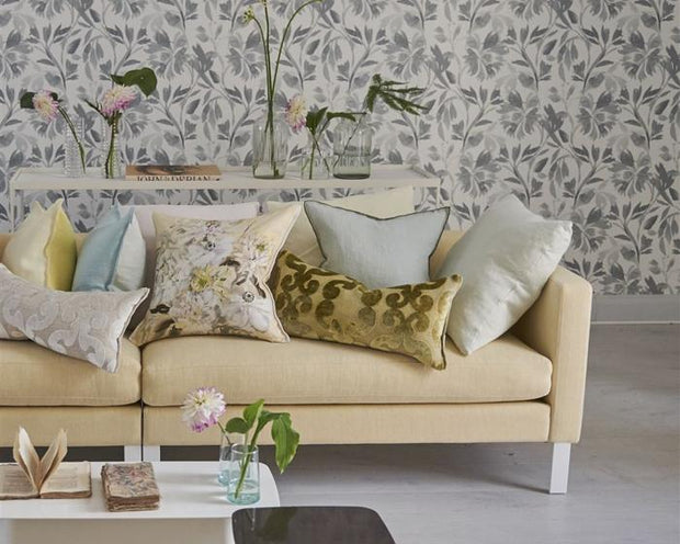 Designers Guild Patanzzi Graphite PDG1023/03 Wallpaper