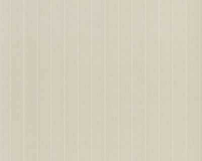Ralph Lauren Langford Chalk Stripe Cream PRL5009/06 Wallpaper