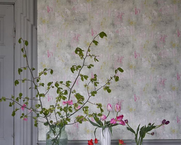 Designers Guild Impasto Chalk PDG1034/06 Wallpaper