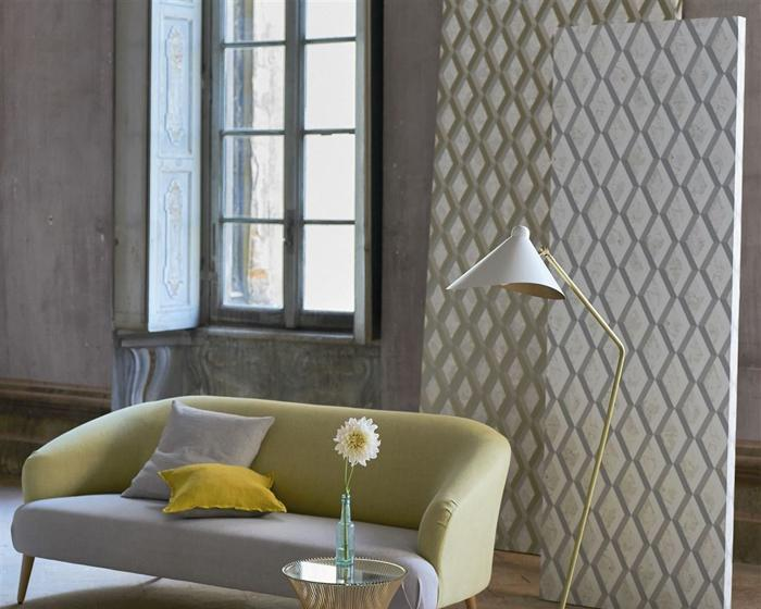 Designers Guild Jourdain Linen PDG1054/02 Wallpaper