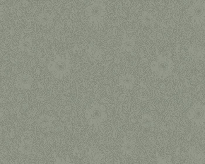Sandberg Anton Forest Green 814-38 Wallpaper