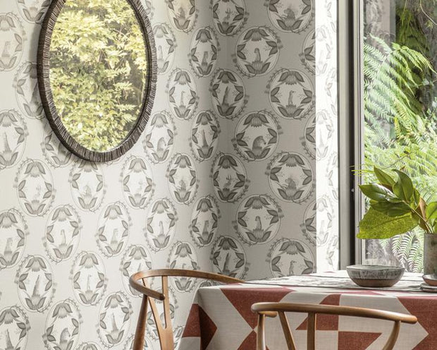 Cole & Son Ardmore Cameos 109/9044 Wallpaper