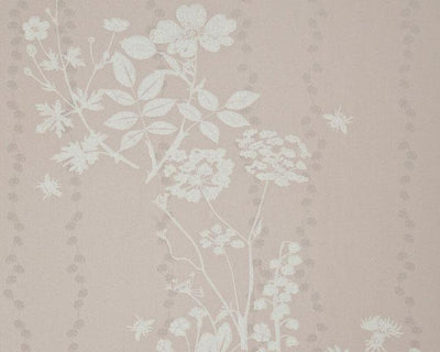 Barneby Gates Wild Meadow in Plaster Wallpaper BG0200101