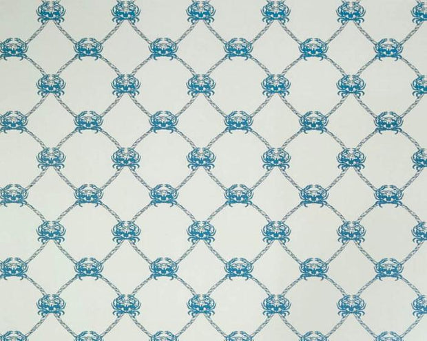 Barneby Gates Crab in Marine Wallpaper BG1300201