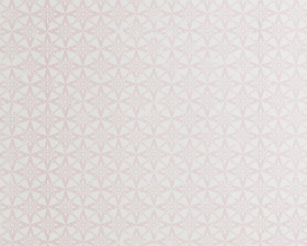 Barneby Gates Star Tile in Pink Wallpaper BG2100201