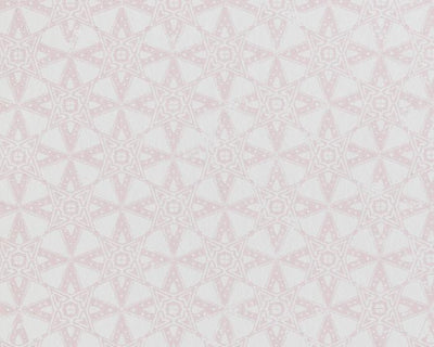 Barneby Gates Star Tile in Pink Wallpaper BG2000202