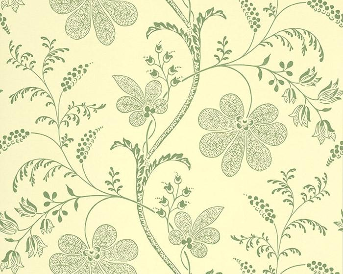 Little Greene Bedford Square Acorn 0259BSACORN Wallpaper