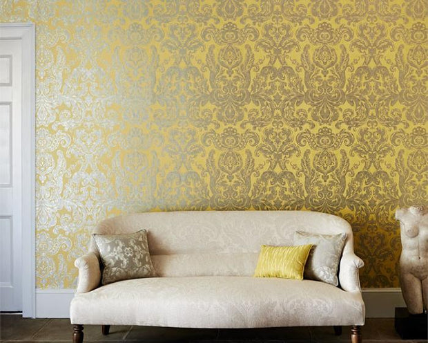 Zoffany Brocatello Burnish 312006 Wallpaper