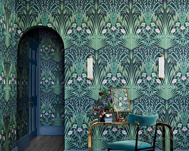 Cole & Son Bluebell 115/3008 Wallpaper