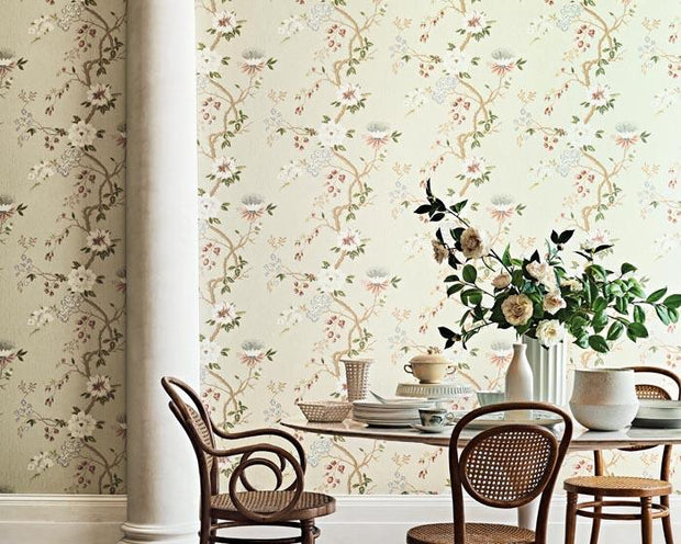 Cole & Son Camellia 115/8023 Wallpaper