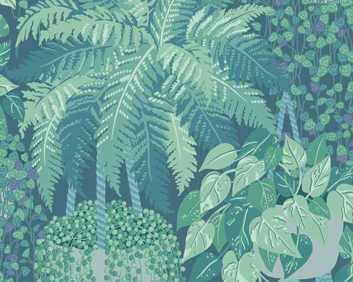 Cole & Son Fern 115/7022 Wallpaper