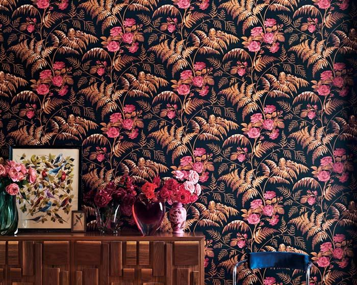 Cole & Son Rose 115/10031 Wallpaper
