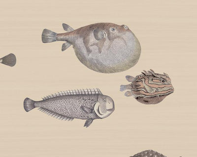 Cole & Son Acquario 114/16033 Wallpaper