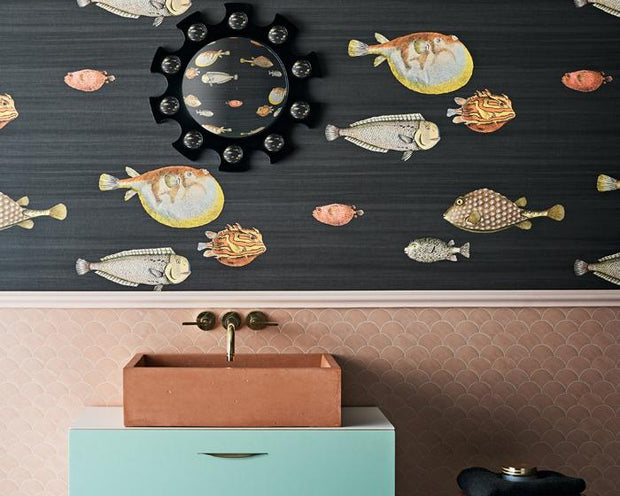 Cole & Son Acquario 97/10048 Wallpaper