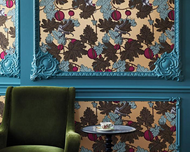 Cole & Son Frutto Proibito 114/25049 Wallpaper