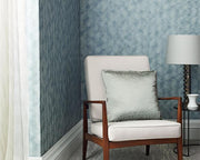 Zoffany Cascade Peacock 312159 Wallpaper