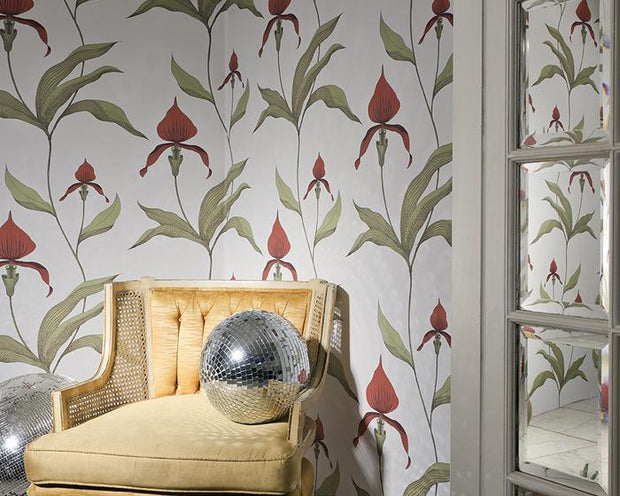 Cole & Son Orchid 95/10058 Wallpaper