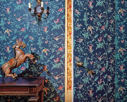 Cole & Son Hummingbirds 100/14069 Wallpaper