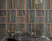 Cole & Son Ex Libris 114/5010 Wallpaper