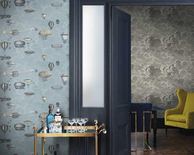 Cole & Son Macchine Volanti 114/100211 Wallpaper